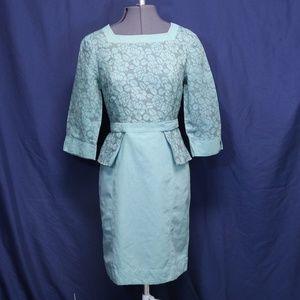 Etoile D'Elfas Blue Cotton Dress size 10